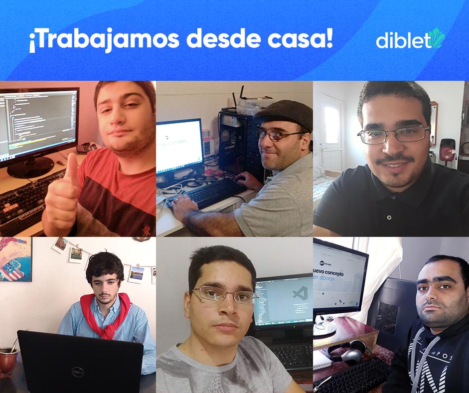 Diblet.com #QuedateEnCasa
